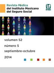 Revista Médica del IMSS 2014, número 5
